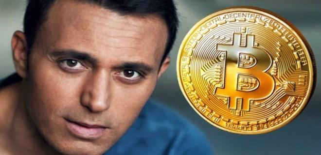 Mustafa Sandal sigaradan iflas ettiği ticarete Bitcoin ile döndü!