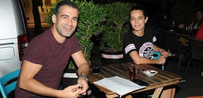 Çiğdem Batur ve Onur Gülmek gelecek ay nişanlanıyor