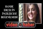 Hande Erçel'in İngilizcesi beğenilmedi