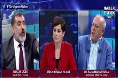 Habertürk TV'de büyük tartışma çıktı!
