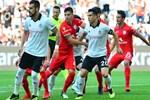 Beşiktaş'tan 2 gollü prova!