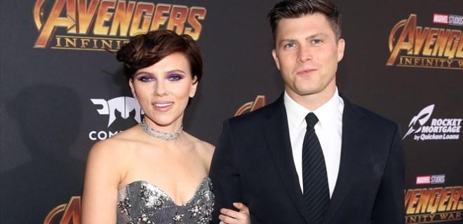 Scarlett Johansson evlilik yolunda