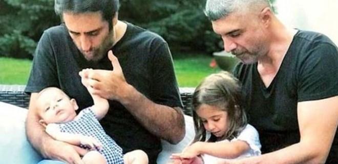 Özcan ve Mahsun'dan beğeni toplayan poz!