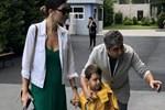 Necati Şaşmaz'ın oğlu Ali Nadir okullu oldu