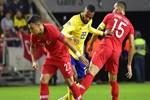 İsveç: 2 - Türkiye: 3