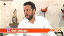 Nihat Doğan'dan 'gözaltı' iddiasına yalanlama