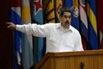 Maduro ülkesindeki krizin nedenini buldu!