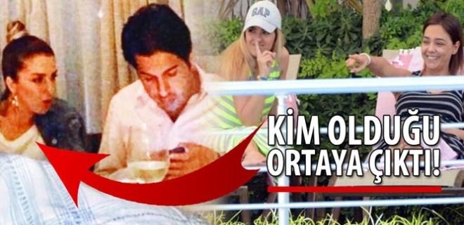 Reza Zarrab'ın yanındaki kadın kim çıktı?