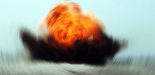 Irak'ta bomba yüklü araçla saldırı!