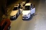 İstanbul'da lüks aracı böyle soydular!