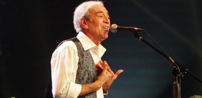Edip Akbayram 15 yıl sonra Harbiye Açıkhava'da