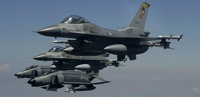 Irak'ın Kandil bölgesine hava harekatı düzenlendi