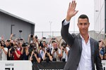 Ronaldo'dan fırtınalar kopartan poz