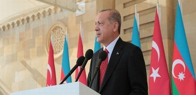 Cumhurbaşkanı Erdoğan'dan Ermenistan'a rest!
