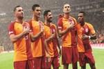 Galatasaray Avrupa'da ilk 3'te