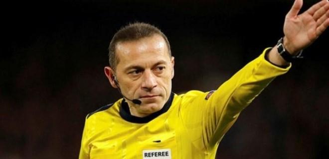 Liverpool - Paris Saint Germain maçı Cüneyt Çakır'a emanet