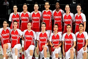 A Milli Kadın Basketbol Takımı, Nijerya'yı farklı mağlup etti
