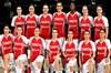 A Milli Kadın Basketbol Takımı, 2018 FIBA Basketbol Dünya Şampiyonası öncesi son hazırlık maçında...