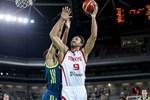 A Milli Basketbol Takımı Slovenya'yı 86-77 mağlup etti