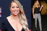 Mariah Carey bir yılda eridi