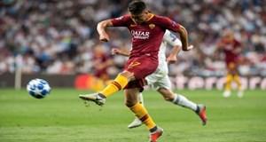 Cengiz Ünder'li Roma, Real Madrid'e direnemedi