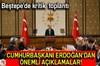 Cumhurbaşkanı Recep Tayyip Erdoğan, Türkiye'de faaliyet gösteren ABD'li şirketlerin temsilcileriyle...