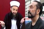 Adnan Oktar, cezaevinden Cübbeli Hoca'ya taş attı!