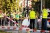 Hollanda'da bir trenin çocukları taşıyan bir bisiklete çarpması sonucu 4 çocuk hayatını kaybetti.