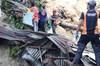 Filipinler'in Cebu bölgesinde dün meydana gelen toprak kaymasında hayatını kaybedenlerin sayısı...