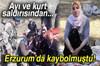 Erzurum'da kaybolduktan 3 gün sonra bulunan kadının kuşburnu yiyerek hayatta kaldığı ortaya çıktı.