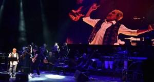 Edip Akbayram'dan muhteşem konser