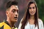 Mesut Özil'in golüne jet kutlama