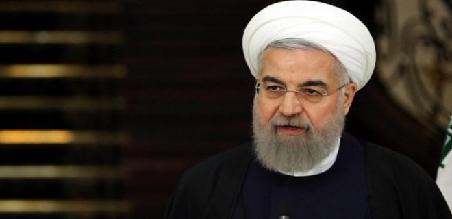 Hasan Ruhani'den zehir zemberek sözler