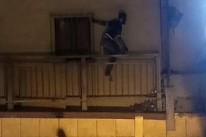 İstanbul'da intihar girişimi