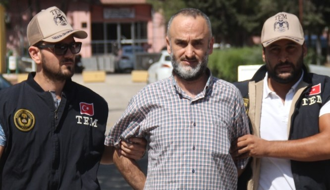 DEAŞ'ın hayalet emiri Adana'da yakalandı!