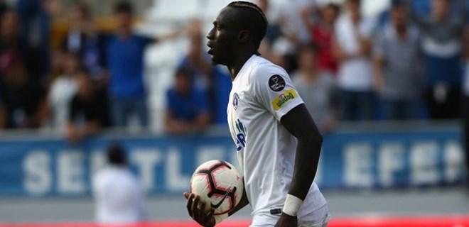 Mbaye Diagne tavan yaptı