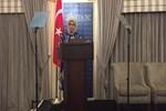 Emine Erdoğan'dan ABD'de 'insani yardım' vurgusu
