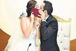 Sempatik oyuncular İzmir'de evlendi