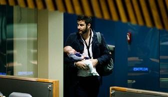 Yeni Zelanda Başbakanı BM Genel Kuruluna bebeğiyle katıldı