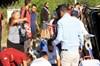 Muğla'nın Fethiye ilçesinde, 8'i yabancı 11 kişinin bulunduğu safari turundaki cip, sürücüsünün...