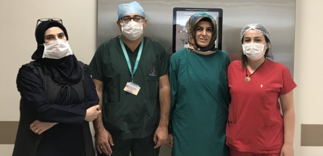 Organ bağışı 3 hastaya umut oldu!