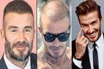 David Beckham'da gözle görülür değişim!