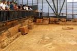 Adıyaman'da 1500 yıllık mozaik görücüye çıktı!