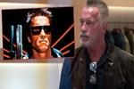 Arnold Schwarzenegger'ı görenler tanıyamadı