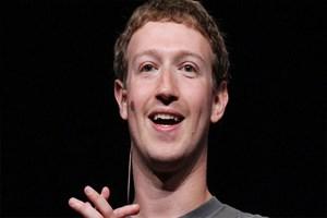 Zuckerberg'in Facebook hesabı canlı yayında silinecek!