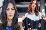 Megan Fox'un Beşiktaş sevgisi