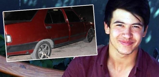 Genç Turgay aracının içinde ölü bulundu