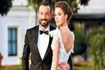 Bensu Soral ve Hakan Baş evlendi