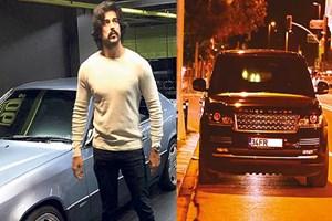 Komşuları Burak Özçivit'e arabayı sattırdı!