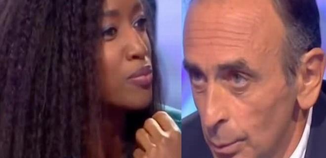 Irkçı yazar Fransa'yı ayağa kaldırdı!